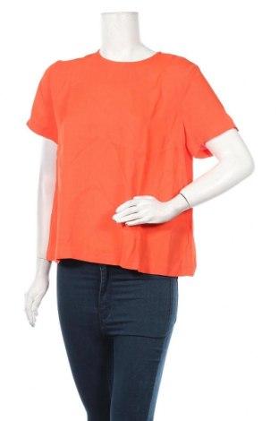 Γυναικεία μπλούζα Hallhuber, Μέγεθος L, Χρώμα Πορτοκαλί, Βισκόζη, Τιμή 22,02€