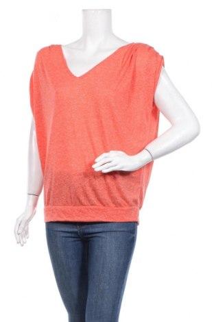 Дамска блуза Jacqueline Riu, Размер S, Цвят Розов, 85% полиестер, 15% лен, Цена 11,02лв.