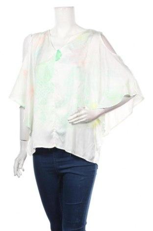 Γυναικεία μπλούζα La Mode Est A Vous, Μέγεθος XL, Χρώμα Λευκό, 96% βισκόζη, 4% ελαστάνη, Τιμή 8,42€