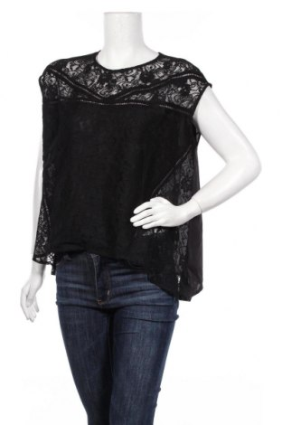 Γυναικεία μπλούζα Le Temps Des Cerises, Μέγεθος S, Χρώμα Μαύρο, 97% πολυεστέρας, 3% ελαστάνη, Τιμή 5,20€