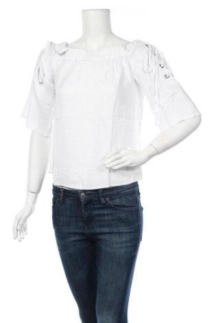 Γυναικεία μπλούζα Melrose, Μέγεθος XS, Χρώμα Λευκό, Βισκόζη, Τιμή 12,99€