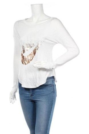 Дамска блуза Nike, Размер XS, Цвят Бял, Цена 15,12лв.