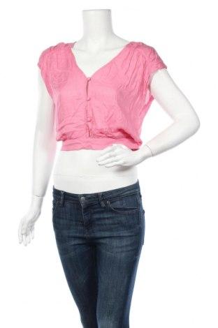 Γυναικεία μπλούζα Oysho, Μέγεθος S, Χρώμα Ρόζ , Βισκόζη, Τιμή 4,62€
