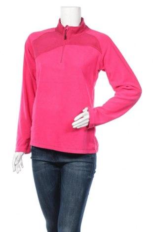 Дамска поларена блуза Sports, Размер S, Цвят Розов, Полиестер, Цена 8,51лв.