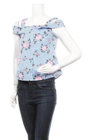 Дамска риза Tamaris, Размер S, Цвят Многоцветен, Памук, Цена 25,52лв.