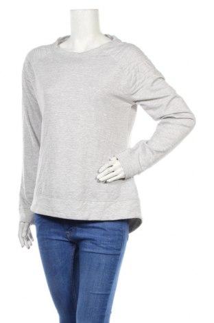 Дамска спортна блуза 32 Degrees, Размер M, Цвят Сив, 61% полиестер, 33% вискоза, 6% еластан, Цена 6,30лв.