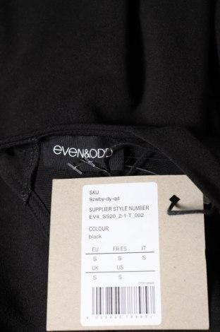 Γυναικεία σαλοπέτα Even&Odd, Μέγεθος S, Χρώμα Μαύρο, 95% πολυεστέρας, 5% ελαστάνη, Τιμή 18,14€
