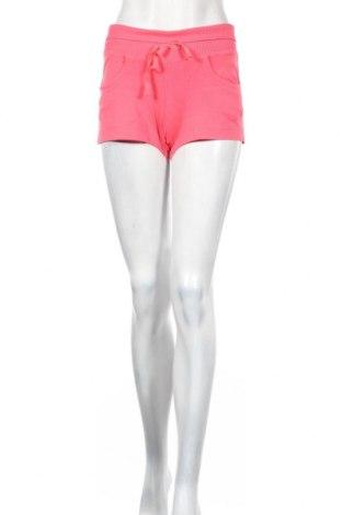 Дамски къс панталон Champion, Размер S, Цвят Розов, Памук, Цена 31,50лв.
