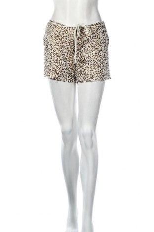 Γυναικείο κοντό παντελόνι Chattawak, Μέγεθος S, Χρώμα Λευκό, 90% πολυεστέρας, 10% μεταλλικά νήματα, Τιμή 5,56€