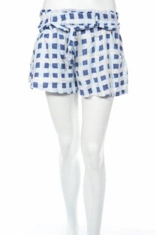 Γυναικείο κοντό παντελόνι Cyrillus, Μέγεθος M, Χρώμα Μπλέ, Βισκόζη, Τιμή 4,76€