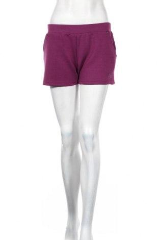 Дамски къс панталон Jaked, Размер M, Цвят Лилав, 72% полиестер, 20% полиамид, 8% еластан, Цена 9,68лв.