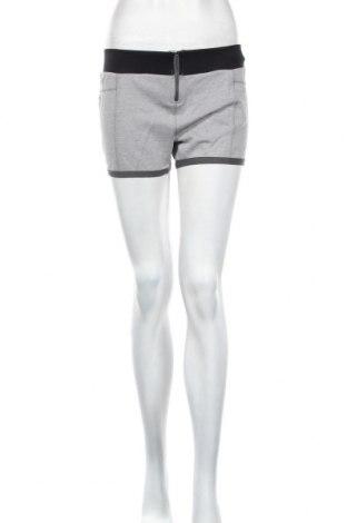 Дамски къс панталон Jaked, Размер M, Цвят Сив, 52% полиамид, 48% памук, Цена 33,00лв.