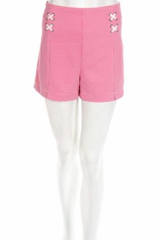 Γυναικείο κοντό παντελόνι Jus D'orange, Μέγεθος L, Χρώμα Ρόζ , 95% πολυεστέρας, 5% ελαστάνη, Τιμή 15,41€