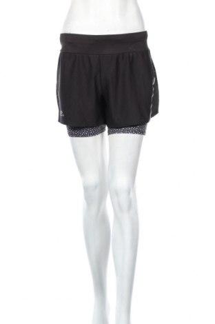 Дамски къс панталон Kalenji, Размер L, Цвят Черен, Цена 6,90лв.