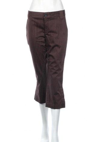 Дамски панталон Banana Republic, Размер M, Цвят Кафяв, 93% памук, 6% еластан, 1% полиестер, Цена 8,13лв.