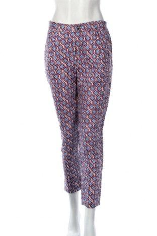 Дамски панталон Cyrillus, Размер S, Цвят Многоцветен, Лен, Цена 8,32лв.