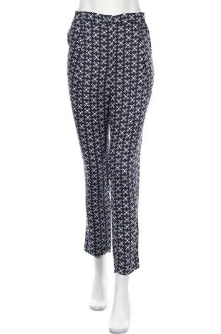 Γυναικείο παντελόνι Cyrillus, Μέγεθος M, Χρώμα Μπλέ, Βισκόζη, Τιμή 6,58€