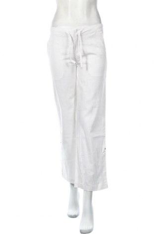 Γυναικείο παντελόνι Karl Marc John, Μέγεθος M, Χρώμα Λευκό, 55% ραμί, 45% βισκόζη, Τιμή 23,27€
