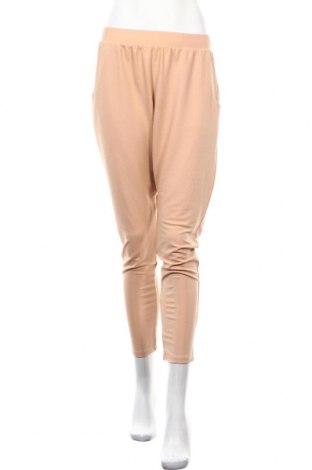 Дамски панталон Silvian Heach, Размер M, Цвят Розов, 100% полиестер, Цена 15,90лв.