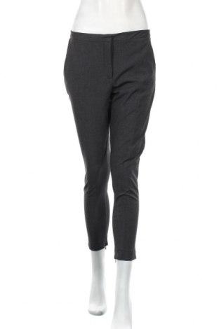 Дамски панталон Soya Concept, Размер S, Цвят Сив, 64% полиестер, 31% вискоза, 5% еластан, Цена 26,93лв.