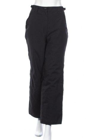 Дамски панталон за зимни спортове Anzoni, Размер M, Цвят Черен, Полиамид, Цена 12,60лв.
