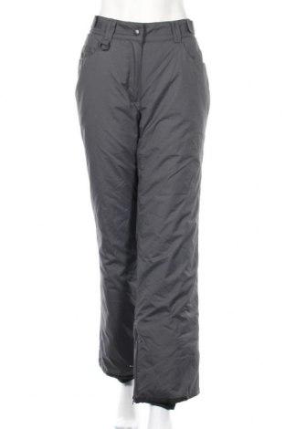 Дамски панталон за зимни спортове Atrium, Размер L, Цвят Сив, Полиамид, Цена 11,81лв.
