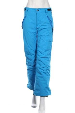 Дамски панталон за зимни спортове Crane, Размер S, Цвят Син, Полиамид, Цена 12,60лв.