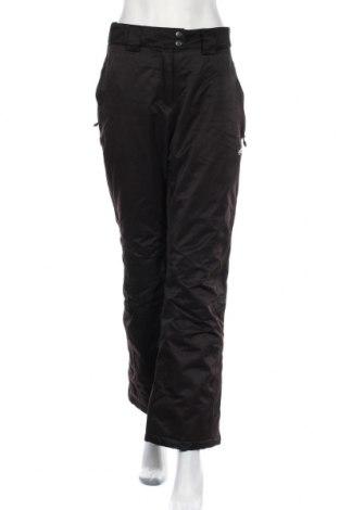 Дамски панталон за зимни спортове Etirel, Размер S, Цвят Черен, Полиестер, Цена 16,38лв.