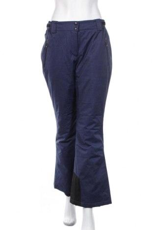 Дамски панталон за зимни спортове Killtec, Размер M, Цвят Син, Полиестер, Цена 23,36лв.