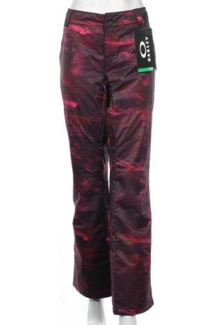 Дамски панталон за зимни спортове Oakley, Размер XL, Цвят Многоцветен, Полиестер, Цена 73,67лв.