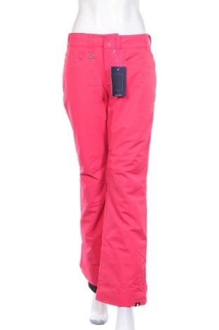 Дамски панталон за зимни спортове Roxy, Размер S, Цвят Розов, Полиестер, Цена 89,50лв.