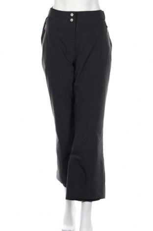 Дамски панталон за зимни спортове Schoffel, Размер XL, Цвят Черен, 86% полиамид, 14% еластан, Цена 17,85лв.