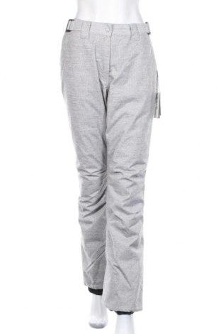 Дамски панталон за зимни спортове Sun Valley, Размер M, Цвят Сив, Полиестер, Цена 89,50лв.