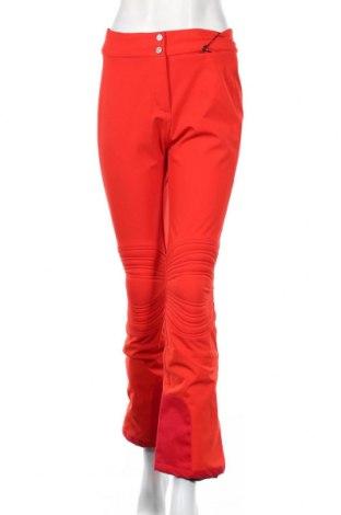 Дамски панталон за зимни спортове Sun Valley, Размер M, Цвят Червен, 94% полиестер, 6% полиуретан, Цена 89,50лв.