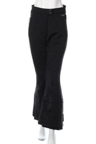 Дамски панталон за зимни спортове TCM, Размер M, Цвят Черен, 82% полиестер, 18% еластан, Цена 12,60лв.