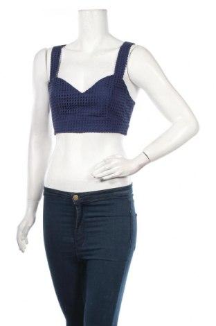 Γυναικείο αμάνικο μπλουζάκι Armand Ventilo, Μέγεθος S, Χρώμα Μπλέ, Βαμβάκι, Τιμή 30,16€