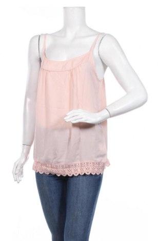 Γυναικείο αμάνικο μπλουζάκι Best Mountain, Μέγεθος M, Χρώμα Ρόζ , Πολυεστέρας, Τιμή 5,20€