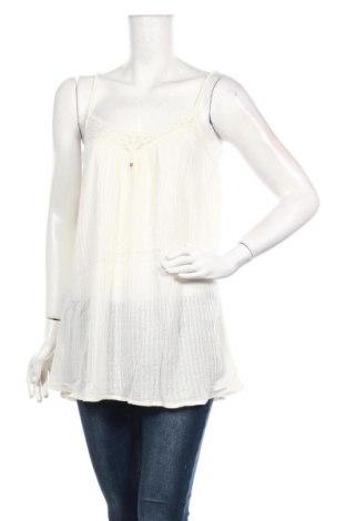 Γυναικείο αμάνικο μπλουζάκι Billabong, Μέγεθος XS, Χρώμα Λευκό, Βαμβάκι, Τιμή 8,23€