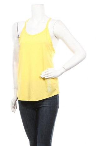 Дамски потник Calvin Klein, Размер S, Цвят Жълт, Полиестер, Цена 51,75лв.