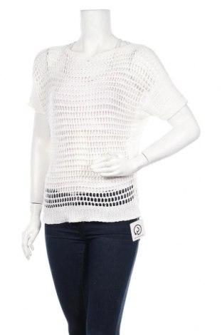 Дамски пуловер, Размер M, Цвят Бял, Цена 4,79лв.