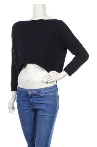 Γυναικείο πουλόβερ Famous, Μέγεθος S, Χρώμα Μπλέ, 35% άλλα υφάσματα, 30% πολυαμίδη, 25% βισκόζη, 10% κασμίρι, Τιμή 8,35€