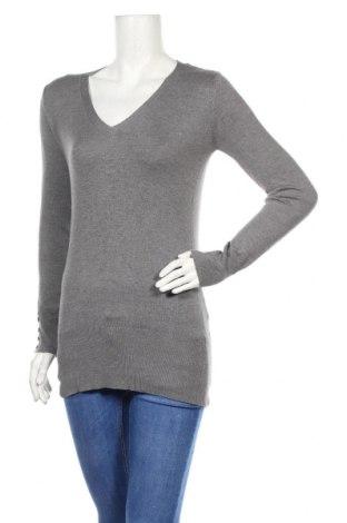 Дамски пуловер Units, Размер S, Цвят Сив, 80% вискоза, 20% полиамид, Цена 7,35лв.