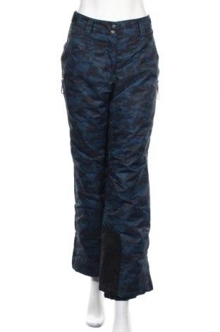 Дамски панталон за зимни спортове, Размер M, Цвят Син, Цена 18,74лв.