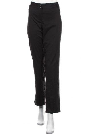 Дамски спортен панталон Adidas, Размер XXL, Цвят Черен, Полиестер, Цена 13,23лв.