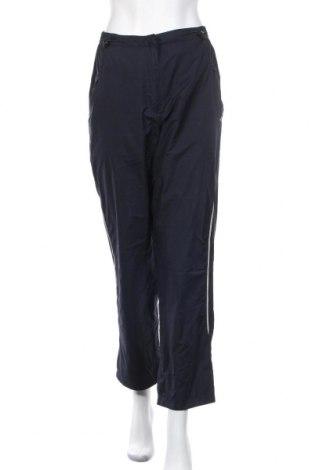 Дамски спортен панталон Adidas, Размер M, Цвят Син, Полиестер, Цена 8,40лв.