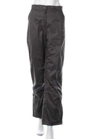Дамски спортен панталон Big Tramp, Размер XL, Цвят Сив, Полиамид, Цена 29,40лв.