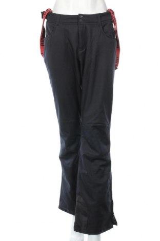 Дамски панталон за зимни спортове Brunotti, Размер XL, Цвят Черен, Полиестер, Цена 14,70лв.