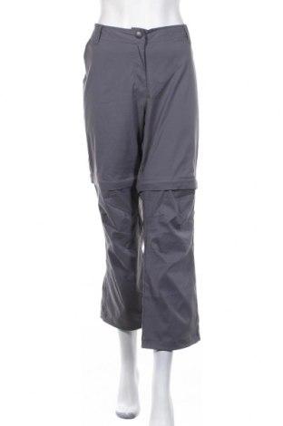 Дамски спортен панталон Crivit, Размер XL, Цвят Сив, 96% полиамид, 4% еластан, Цена 6,83лв.
