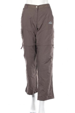 Дамски спортен панталон McKinley, Размер M, Цвят Зелен, Полиамид, Цена 11,76лв.