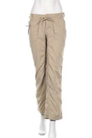 Дамски спортен панталон The North Face, Размер S, Цвят Бежов, Полиамид, Цена 39,68лв.